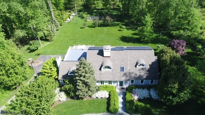 Harding Twp. Single Family Home For Sale: 7 Post House Rd