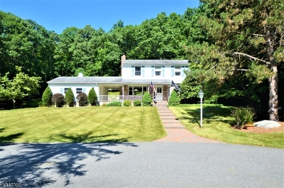 Sparta Twp. Single Family Home For Sale: 200 W Mountain Rd
