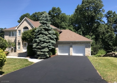 Parsippany-Troy Hills Twp. Single Family Home For Sale: 14 Battleridge Rd