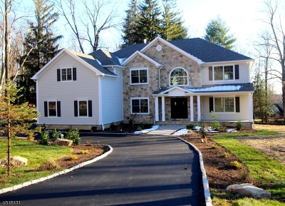 Mendham Boro, Mendham Twp. Single Family Home For Sale: 1 Buddy Lane