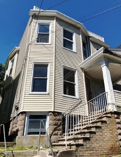 Multi Family Home For Sale: 91 Haledon Ave