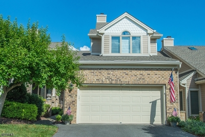 Montville Twp. Condo/Townhouse For Sale: 6 Nippon Ct