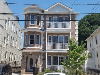 Newark City NJ Rental For Rent: $1,800