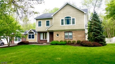 Morris Twp. Single Family Home For Sale: 18 Lake Valley Rd