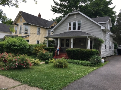 Single Family Home For Sale: 25 Grand Ave