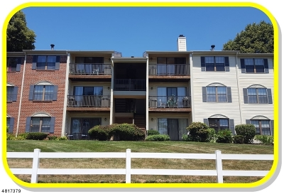Bernards Twp. Condo/Townhouse For Sale: 103 Woodward Ln