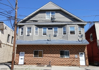 Hillside Twp. Commercial For Sale: 237-9 Hollywood Ave