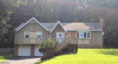 Sparta Twp. Single Family Home For Sale: 75 Warren Rd