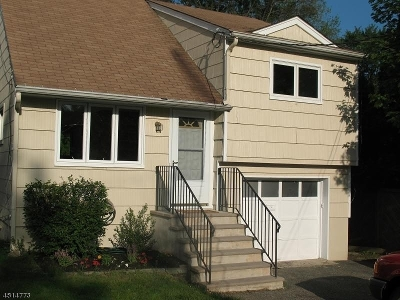 Parsippany Single Family Home For Sale: 220 Camden Rd