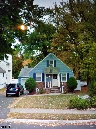 Fanwood Boro Single Family Home For Sale: 124 South Ave