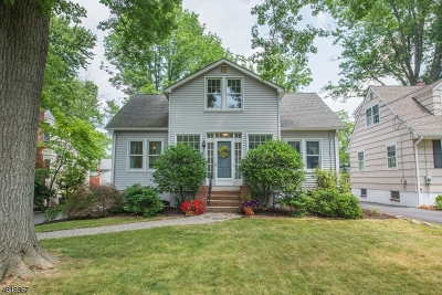 Chatham Boro Single Family Home For Sale: 42 Inwood Rd