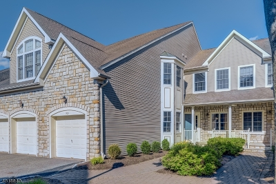 Livingston Twp. Condo/Townhouse For Sale: 703 Binghampton Ln