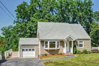 Livingston Twp. Single Family Home For Sale: 5 Fernwood Rd