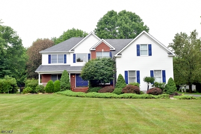 Branchburg Twp. Single Family Home For Sale: 68 Country Squire Way