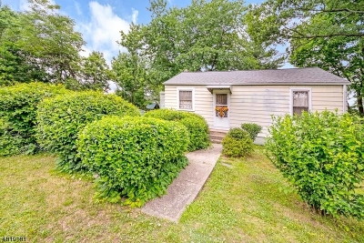 Piscataway Twp. Single Family Home For Sale: 2 Arlington Pl