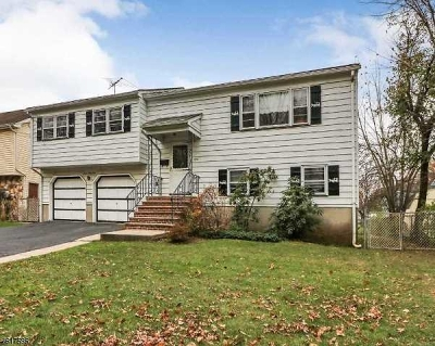 Union Twp. Single Family Home Active Under Contract: 1131 Liberty Ave