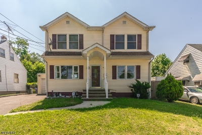 Union Twp. Single Family Home For Sale: 1217 Liberty Ave