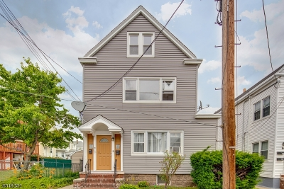 Clifton City Single Family Home For Sale: 10 1st St