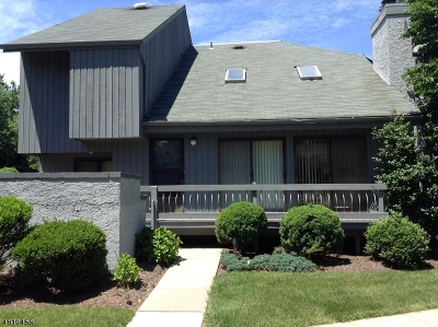 Edison Twp. Condo/Townhouse For Sale: 13 Linda Ln