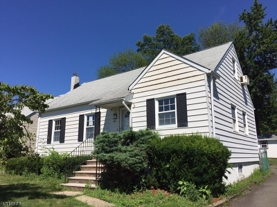 Hanover Single Family Home For Sale: 166 Whippany Rd