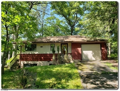 Roxbury Twp. Single Family Home For Sale