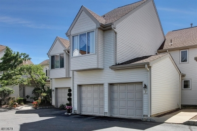 Montville Twp. Condo/Townhouse For Sale: 7 Cain Ct
