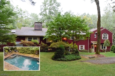 Sparta Twp. Single Family Home For Sale: 67 Fox Hollow Rd