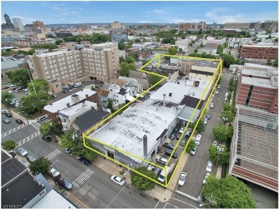 University Heights Commercial For Sale: 33-39 Dickerson St