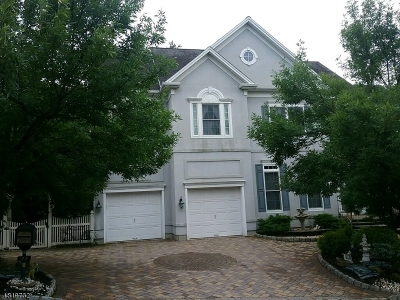 Totowa Boro Single Family Home For Sale: 23 Independence Trl