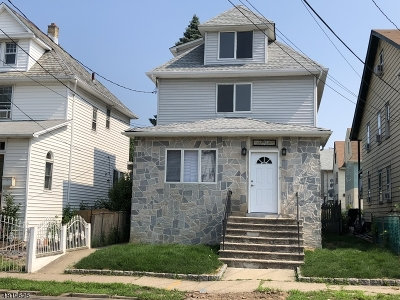 Paterson City Single Family Home For Sale: 269-271 18th Ave