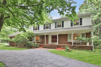 Wyckoff Twp. Single Family Home For Sale: 228 Navajo Dr