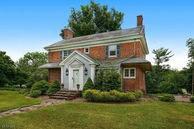 Kingwood Twp. Single Family Home For Sale: 255 Ridge Rd