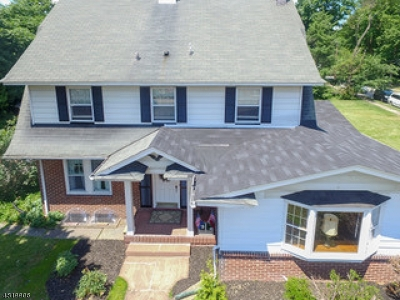 Glen Rock Boro Single Family Home For Sale: 261 Rock Rd