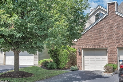 Montville Twp. Condo/Townhouse For Sale: 25 Lalique Dr