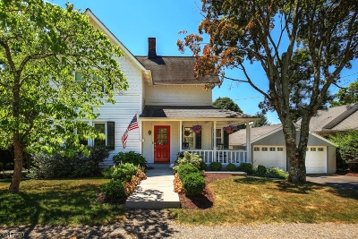 Bernardsville Boro Single Family Home For Sale: 11 Wesley Ave