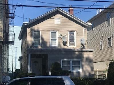 Passaic City Single Family Home For Sale: 46 Van Winkle Ave