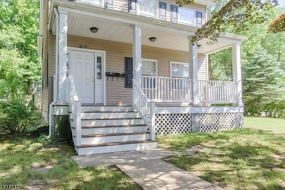 Summit Multi Family Home For Sale: 67 River Rd