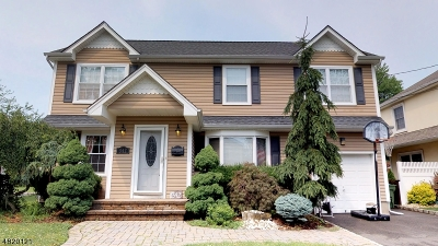 Linden City Single Family Home For Sale: 342 Amherst Rd