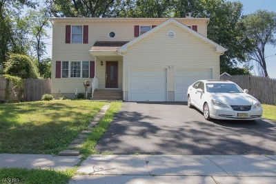 Piscataway Twp. NJ Single Family Home For Sale: $379,000