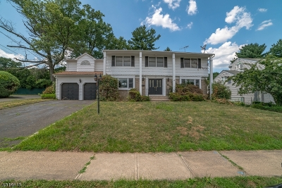 Springfield Single Family Home For Sale: 44 Golf Oval