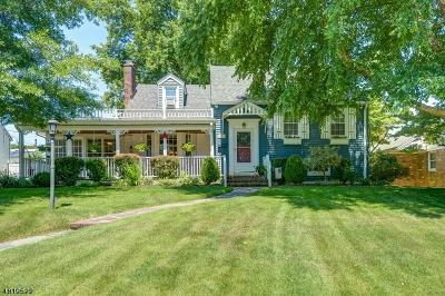 Union Twp. Single Family Home For Sale: 696 Fairway Dr