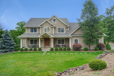 Long Hill Twp Single Family Home For Sale: 107 Old Forge Rd