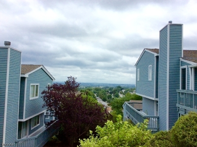 Clifton City Condo/Townhouse For Sale: 40 Skyview Ter