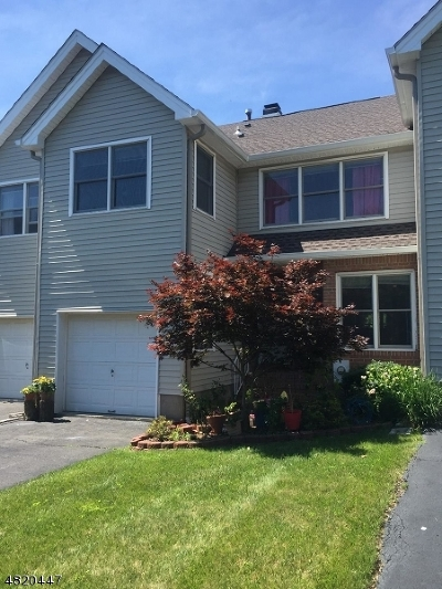 Hillsborough Twp. Condo/Townhouse For Sale: 49 Flemming Dr