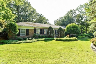 Franklin Lakes Boro Single Family Home For Sale