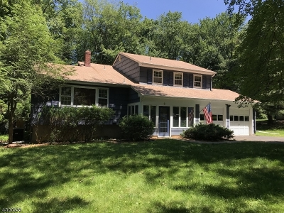 Mendham Boro, Mendham Twp. Single Family Home For Sale: 2 Highfield Cir