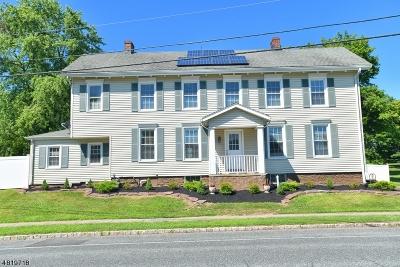 Raritan Twp. Single Family Home For Sale: 26 Clover Hill Rd