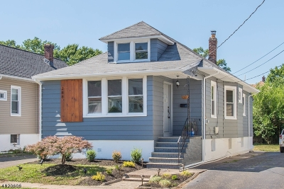 Clifton City Single Family Home For Sale: 288 Harding Ave
