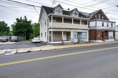 Bound Brook Boro Multi Family Home For Sale: 316 Talmage Ave