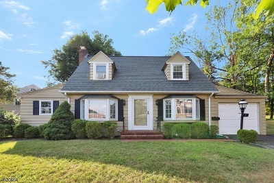 Single Family Home For Sale: 17 Haddonfield Rd